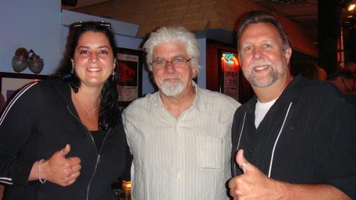 Christy, a Doobie Brother Michael, Gary @ the Bluebird Cafe